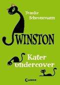 Winston - Kater undercover - Frauke Scheunemann