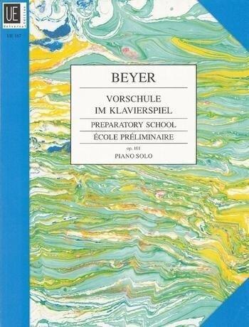 Vorschule im Klavierspiel - Ferdinand Beyer
