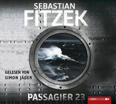 Passagier 23 - Sebastian Fitzek, Michael Marianetti