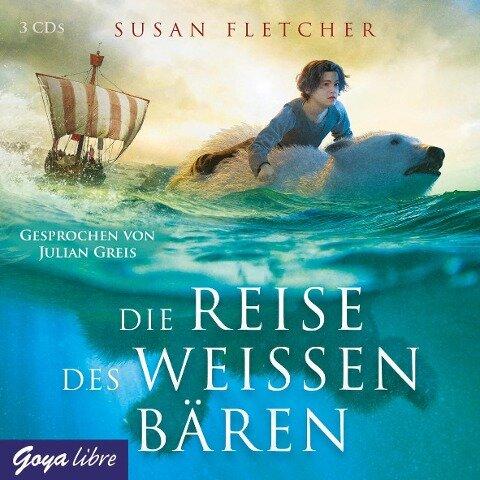Die Reise des weißen Bären - Susan Fletcher