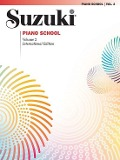 Suzuki Piano School 2 New International Edition Buch - Shinichi Suzuki