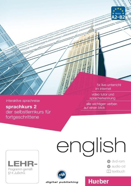 interaktive sprachreise sprachkurs 2 english -