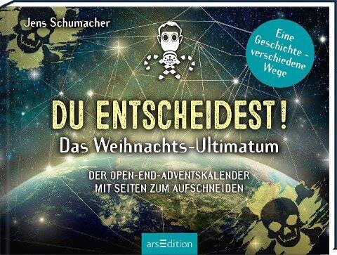 Du entscheidest! Das Weihnachts-Ultimatum - Jens Schumacher