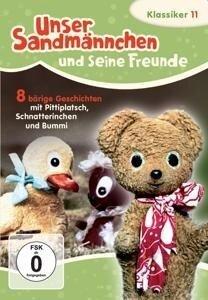 Unser Sandmännchen - Klassiker 11. 8 bärige Geschichten mit Pittiplatsch, Schnatterinchen und Bummi -