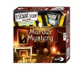 Escape Room Murder Mystery -