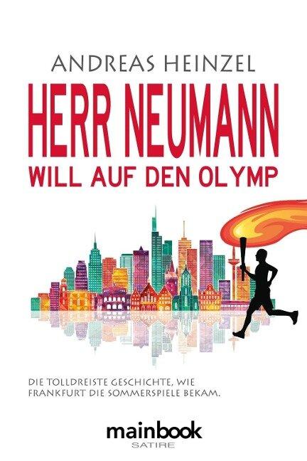 Herr Neumann will auf den Olymp