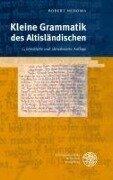 Kleine Grammatik des Altisländischen - Robert Nedoma