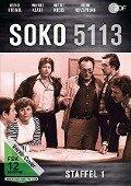 Soko 5113 - Hasso Plötze, Ulrich Stark, Nikolaus Schmidt, Rigobert Mayer, Sebastian Andrae
