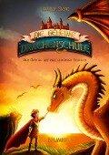 Die geheime Drachenschule - Der Drache mit den silbernen Hörnern - Emily Skye