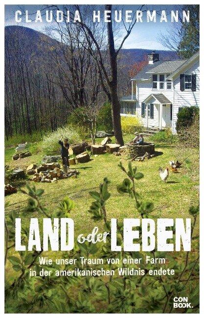 Land oder Leben - Claudia Heuermann