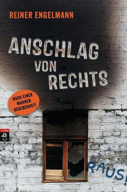 Anschlag von rechts - Reiner Engelmann