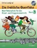 Die fröhliche Querflöte Band 3 mit CD - Gefion Landgraf