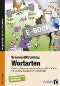 Grammatiktraining: Wortarten - Marisa Herzog
