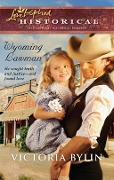 Wyoming Lawman (Mills & Boon Love Inspired) - Victoria Bylin