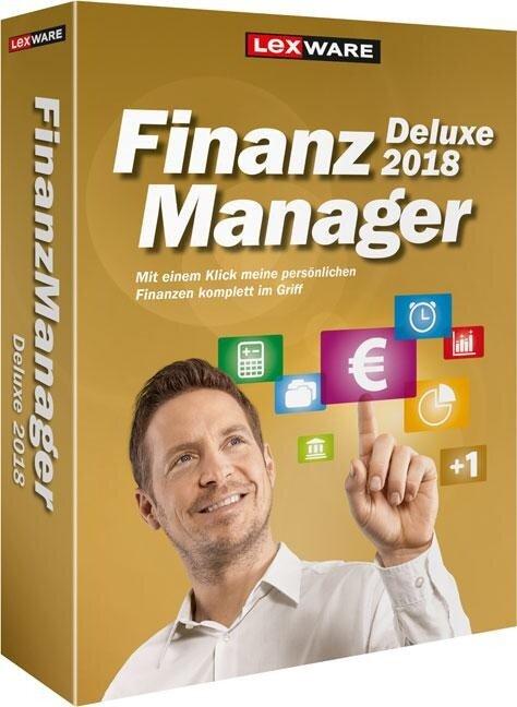 Lexware FinanzManager Deluxe 2018 -