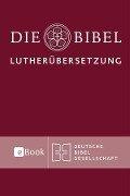Lutherbibel revidiert 2017 - Die eBook-Ausgabe -