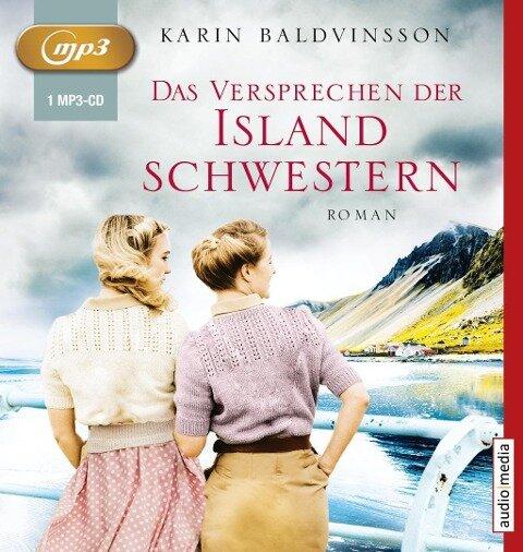 Das Versprechen der Islandschwestern - Karin Baldvinsson