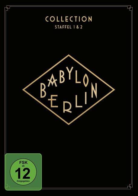 Babylon Berlin - Collection Staffel 1 & 2 -