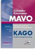 Eichstätter Kommentar MAVO & KAGO, Print + Online-Zugang (Code im Buch eingedruckt). -