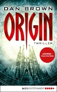 Leseprobe: Origin - Dan Brown