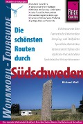 Reise Know-How Wohnmobil-Tourguide Südschweden - Michael Moll