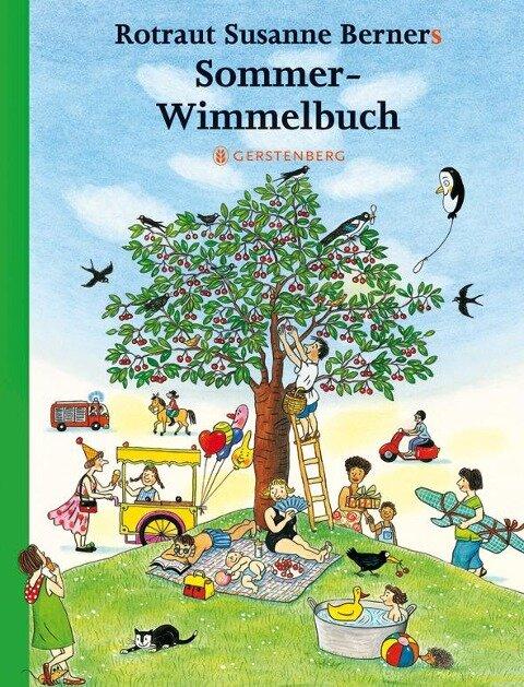 Sommer-Wimmelbuch - Rotraut Susanne Berner