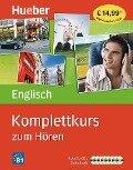 Komplettkurs Englisch zum Hören - Hans G. Hoffmann, Marion Hoffmann