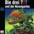 Die drei ??? 184 und der Hexengarten (drei Fragezeichen) CD -