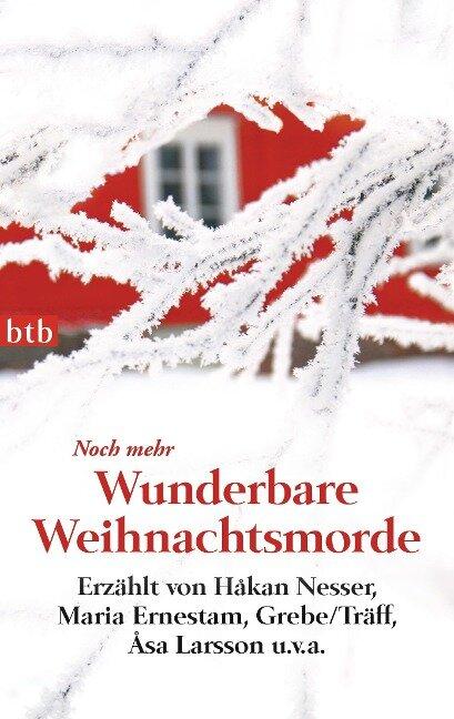 Noch mehr Wunderbare Weihnachtsmorde -