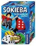 Sokieba - Fun für drinnen und draußen - Stefan Schranz