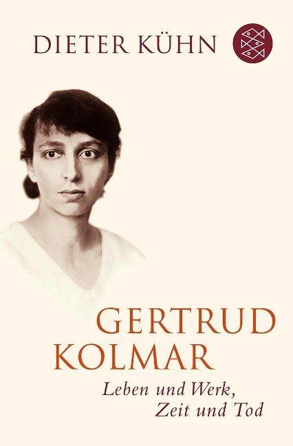 Gertrud Kolmar - Dieter Kühn