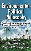 Environmental Political Philosophy - Wojciech W. Gasparski