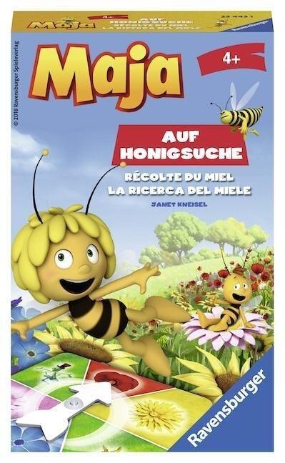 Biene Maja Auf Honigsuche - Janet Kneisel