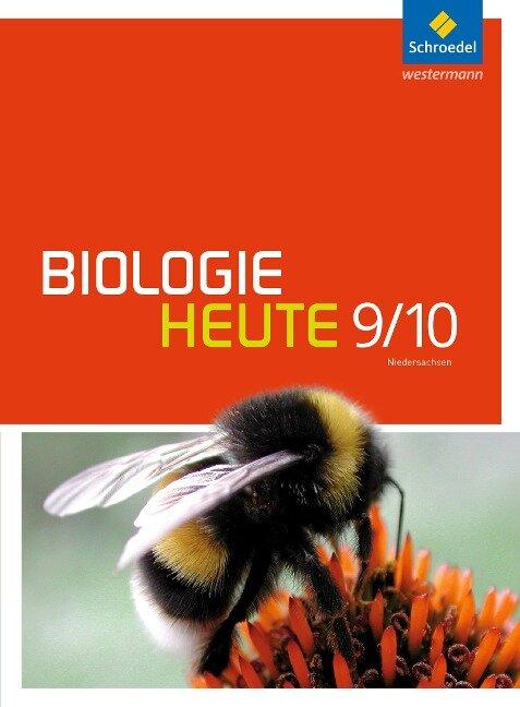 Biologie heute 9 / 10. Schülerband. Gymnasien. Niedersachsen -