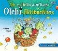 Die muffelfurzteuflische Olchi-Hörbuchbox (3 CD) - Erhard Dietl, Dieter Faber, Frank Oberpichler, Nils Wulkop