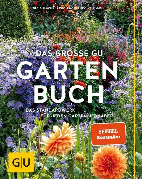 Das große GU Gartenbuch - Herta Simon