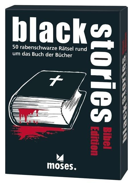 black stories - Bibel Edition - Johannes Bartels