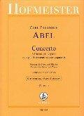 Concerto á Cornu principale con piu Stromenti accompagnanti - Carl Friedrich Abel