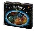 3D Solar System -
