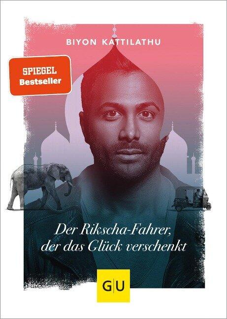 Der Rikscha-Fahrer, der das Glück verschenkt - Biyon Kattilathu