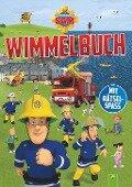 Feuerwehrmann Sam Wimmelbuch -