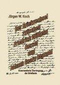 Briefwechsel Friedrich Wilhelm Bessel mit Johann Georg Repsold - Jürgen W. Koch