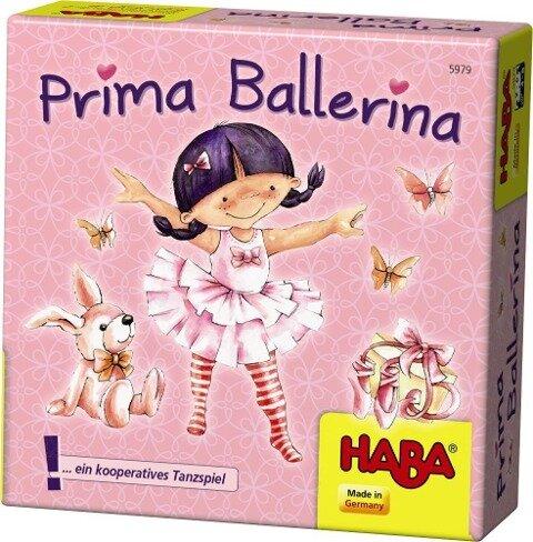 Prima Ballerina -