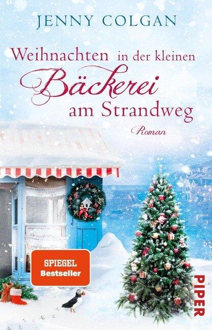 Weihnachten in der kleinen Bäckerei am Strandweg - Jenny Colgan