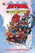 Batman und die Justice League: Weihnachtsgeschichten -