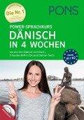 PONS Power-Sprachkurs Dänisch in 4 Wochen -