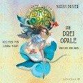 Die drei Opale 1: Über das tiefe Meer - Sarah Driver