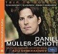 Trip to Russia - Müller-Schott/Shokhakimov/DSO Berlin