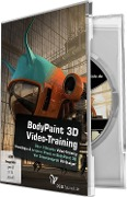 Maxon BodyPaint 3D-Video-Training - Christian Gerth, Daniel Koch, Peter Leopold, Matthias Petri, Stefan Petri
