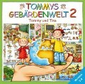 Tommys Gebärdenwelt 2, Version 3.0. CD-ROM für Windows 95/97/2000/XP -